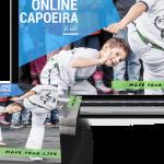 Online Capoeira Übungsmaterial für Kinder und Jugendliche