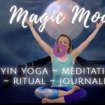 Magic Moon - Yoga und Meditation mit dem Mond