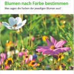 Pflanzenbestimmungsbuch
