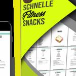 21 Schnelle Fitness Snacks